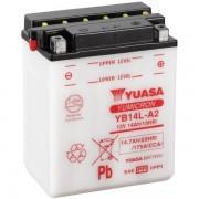 Мото аккумулятор Yuasa 14.7 Ah/12V YuMicron Battery (сухозаряжений) (YB14L-A2)