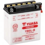 Мото аккумулятор Yuasa 5.3 Ah/12V YuMicron Battery (сухозаряжений) (YB5L-B)