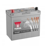 Автомобильный аккумулятор Yuasa 48 Ah/12V Silver High Performance Battery Japan (1) (YBX5057)