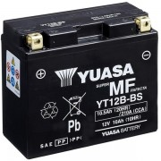 Мото аккумулятор Yuasa 10.5 Ah/12V MF VRLA Battery (сухозаряжений) (YT12B-BS)