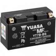 Мото аккумулятор Yuasa 6.5 Ah/12V MF VRLA Battery AGM (сухозаряжений) (YT7B-BS)
