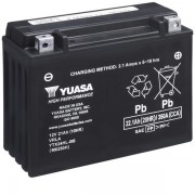Мото аккумулятор Yuasa 22.1 Ah/12V High Performance MF VRLA Battery (сухозаряжений) (YTX24HL-BS)