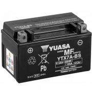 Мото аккумулятор Yuasa 6 Ah/12V MF VRLA Battery AGM (сухозаряжений) (YTX7A-BS)