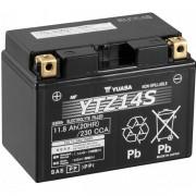 Мото аккумулятор Yuasa 11.8 Ah/12V High Performance MF VRLA Battery (GEL) (YTZ14S)