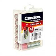 Батарейки Camelion Plus Alkaline AAA 1.5V (LR03) 2 шт (LR03-PB2)