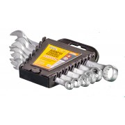 Набор ключей рожково-накидных MasterTool 6 шт. (71-2106)