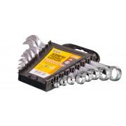 Набор ключей рожково-накидных MasterTool 8 шт. (71-2108)