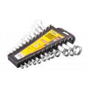 Набор рожково-накидных ключей MasterTool - 12 шт. 6-22 мм (71-2112)