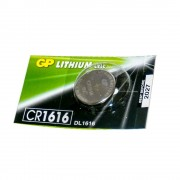 Батарейка GP дисковая Lithium Button Cell 3.0V CR1616-7U5 литиевая