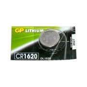 Батарейка GP дисковая Lithium Button Cell 3.0V CR1620-7U5 литиевая