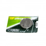 Батарейка GP дисковая Lithium Button Cell 3.0V CR2025-8U5 литиевая