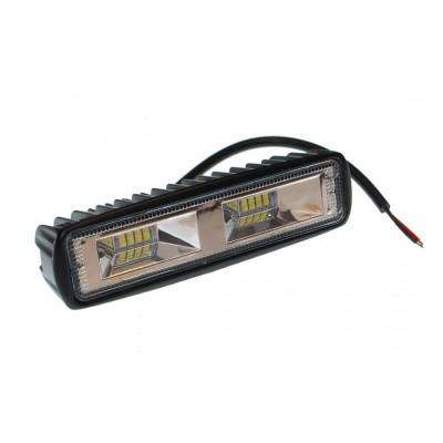 Светодиодная фара AllLight JR-48W 16 chips EPISTAR spot 9-30V