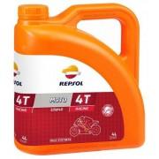 Масло для 4T двигателей 10W-40 Moto Racing 4л REPSOL / RP160N54