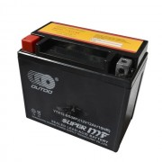 Мото аккумулятор Outdo 10 Ah YTX12 - BS/(6х) Сухозаряджений/HCOG-10N-0
