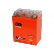 Мото аккумулятор Outdo 14 Ah  YB14L-BS (GEL)/(6х) HCOG14-1