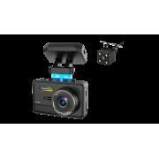 Видеорегистратор Aspiring AT300 Dual, SpeedCam, GPS, Magnet