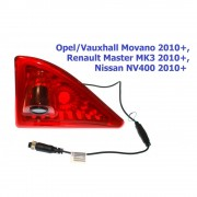Камера заднего вида Baxster BHQC-906 Renault Master III 2010+, Opel Mo