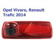 Камера заднего вида Baxster BHQC-907 Renault Traffic III, Opel Vivaro