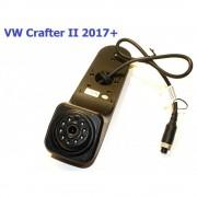 Камера заднего вида Baxster BHQC-908 Volkswagen Crafter II 2017+